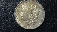 1881-P MORGAN SILVER DOLLAR FROM A 60 YEAR CACHE FREE US SHIPPING       34
