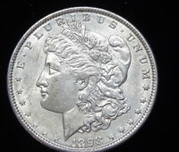 1898-P MORGAN SILVER DOLLAR FROM A 60 YEAR CACHE FREE US SHIPPING             79