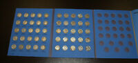 FULL SET OF ROOSEVELT SILVER DIMES   1946 1966    NO RESERVE
