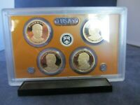 2013 S DOLLAR 4 COIN CAMEO PROOF SET PRESIDENT MCKINLEY ROOS