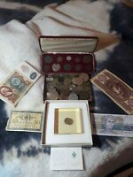 JOB LOT OF OLD COINS START FROM 1850 BELGES 5 CENTS LANSCHOT