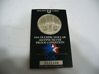 1984 S USA OLYMPIC DOLLAR PROOF CONDITION  ONE DOLLAR 1$