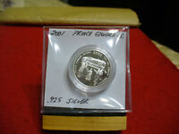 2001   50 CENT PROOF  CANADIAN FESTIVAL SERIES  FESTIVAL OF FATHERS  COIN  4