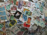 1000  US MIXTURE STAMPS OFF PAPERS /////////