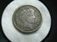 US COINS 1895 O KEY DATE ORIGINAL BARBER DIME  SELLING ENTIR