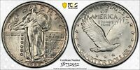 1926 STANDING LIBERTY QUARTER PCGS AU DETAIL CLEANED   FULL