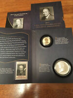 2015 COIN AND CHRONICLES SET DWIGHT EISENHOWER MINT PACKAGING SHIPS FREE