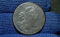 1800 / 1798 LARGE CENTS-191  VF