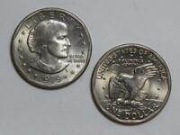 1979-D SUSAN B ANTHONY DOLLAR - UNCIRCULATED SBA