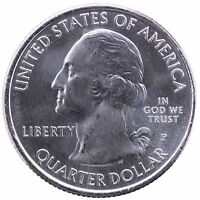 2013 P FORT MCHENRY NATIONAL MEMORIAL QUARTER   BRILLIANT UN