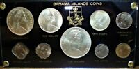 1966 MINT SET FROM THE BAHAMAS WITH A TOTAL OF 2.8795 OUNCES