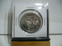 1974  CANADA  NICKEL  ONE  DOLLAR  1 $ COIN    NICE  GRADE   74    AUCTION