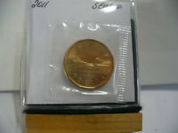 2011 CANADA  DOLLAR COIN  LOONIE TOP GRADE  SEE PHOTOS  11  UNCIRC.   AUCTION