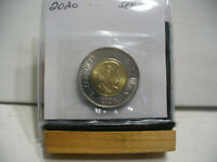 2020   CANADA 2$ TWO  DOLLAR  COIN  TOONIE  SEE PHOTOS  20  PROOF LIKE  SEALED