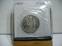 1975  CANADA   50 CENT COIN   FIFTY  PIECE  PROOF LIKE  HIGH  GRADE  SEALED