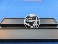 2005 S OREGON QUARTER SILVER DEEP CAMEO MIRROR PROOF UPPER G