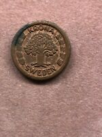 PLAY COINS OF THE WORLD KRONA SWEDEN