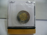2005   CANADA 2$ TWO  DOLLAR  COIN  TOONIE  05  PROOF LIKE  SEALED   AUCTION