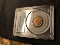 1909 S VDB LINCOLN CENT P C G S MINT STATE 64