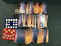 LOT OF 24 SETS 2009 U.S. UNCIRCULATED SETS P AND D MINT PACK