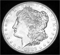 1882-S MORGAN DOLLAR ---  CHOICE UNCIRCULATED