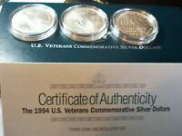1994 W VIETNAM PRISONER OF WAR WOMEN VETERAN SET COMMEMORATI