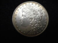 1900 S MORGAN DOLLAR - BETTER DATE - COIN HAS BEEN WHIZZED.  PRICED RIGHT.