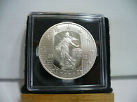 2012 FRANCE SILVER 10 10TH ANNIVERSARY OF THE EURO SILVER COIN   10 EURO'S