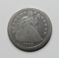 1842-O SEATED LIBERTY DIME - NEW ORLEANS MINTAGE