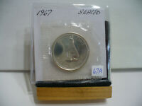 1967 CANADA SILVER HALF DOLLAR TOP GRADE  50 CENT PIECE  67A  PROOF LIKE  SEALED