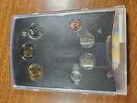 OH CANADA 2002 UNCIRCULATED COIN SET ROYAL CANADIAN MINT RCM