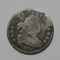 1805 DRAPED BUST DIME -  EARLY DATE