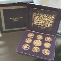 AUSTRALIAN 1998 MASTERPIECES IN SILVER COINS OF THE 20TH CEN