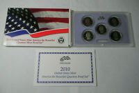 2010 S U.S. MINT PROOF AMERICA THE BEAUTIFUL QUARTER SILVER