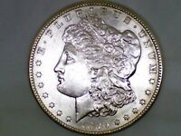 1899 S MORGAN DOLLAR, STUNNING BU, THIS OUTSTANDING COIN IS PRICED TO SELL