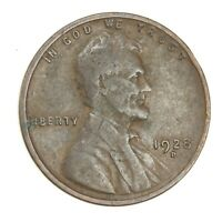 1928-D LINCOLN CENT PENNY 1C AU BEAUTY ABOUT UNCIRCULATED COIN  DATE 1224