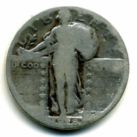 1928 P STANDING LIBERTY QUARTER DOLLAR 1928P 90 SILVER 25 CENT COIN US 103458