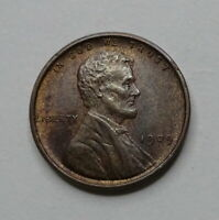 1909 VDB LINCOLN CENT - CHOICE UNCIRCULATED - ATTRACTIVE ORIGINAL