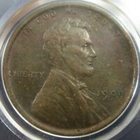 1909 VDB LINCOLN WHEAT CENT - HIGH-GRADE UNCIRCULATED - SUPERB ENCAPSULATED COIN