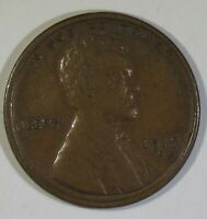 1917-D LINCOLN WHEAT CENT EXTRA FINE