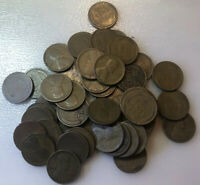 LINCOLN WHEAT CENT ROLL ALL TEENS PDS MIXED DATES/MINTS 1910-1919