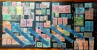 COLLECTION 192 REVENUE DUCK  NEWSPAPER TAXPAID DOCUMENTARY E