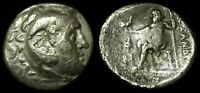PHASELIS AR TETRADRACHM. CIVIC ISSUE IN THE NAME AND TYPES OF ALEXANDER III