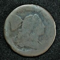 1794 UNITED STATES, ONE CENT, POOR
