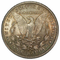 1904-O $1 MORGAN SILVER DOLLAR - ORIGINAL TONING - BETTER DATE - UNC - SKU-D1437