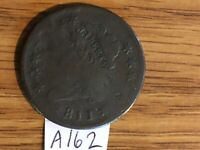 1811 CLASSIC HEAD LARGE CENT COIN/ GOOD