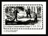 OPC SC2037 CONSERVATION CORPS USPS PHOTO ESSAY 41069