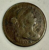 GENUINE 1803 U.S. LARGE CENT, SEE OTHER COINS, GOLD & JEWELRY