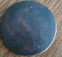 1795 FLOWING HAIR LIBERTY CAP LARGE CENT