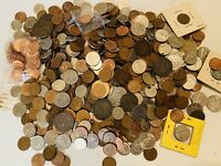 HUGE LOT 800  CANADIAN COINS 1800S 2000S